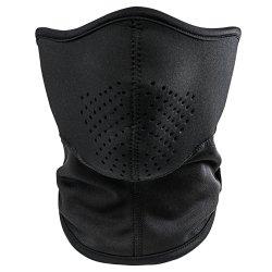Black Bula Fjord Naturalprene Face Mask (Adults\')