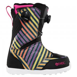 Image of ThirtyTwo Lashed Double Boa Snowboard Boot (Women's)