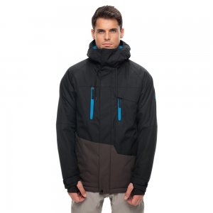 Image of 686 Geo Insulated Snowboard Jacket (Men's)