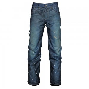 Image of 686 Deconstructed Insulated Denim Snowboard Pant (Men's)