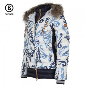 Bogner Calina-D  Ski Jacket with Real Fur (Women's)