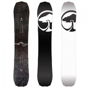 Image of Arbor Bryan Iguchi Camber Mid Wide Snowboard (Men's)