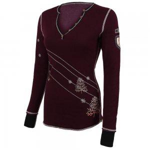 Image of Alp-N-Rock Traverse Henley Shirt (Women's)