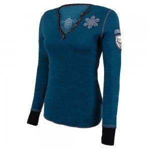 Image of Alp-N-Rock La Neige Henley Shirt (Women's)
