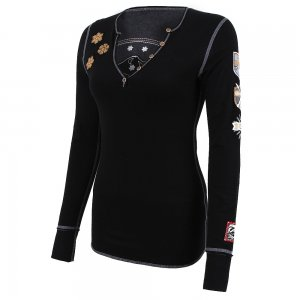 Image of Alp-N-Rock Gondola Luxe Henley Shirt (Women's)