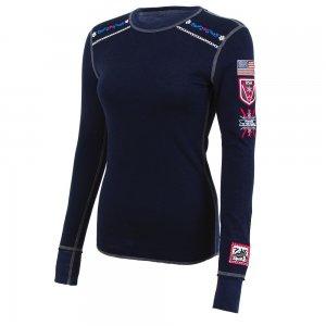 Image of Alp-N-Rock Team USA Crew Shirt (Women's)
