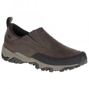 Merrell Coldpack Ice+ Moc Waterproof Slip On Shoes (Men's)