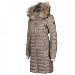 Image of Bogner Lilia Down Coat with Fur (Women's)