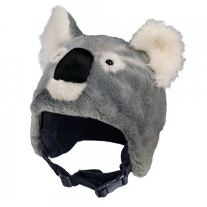 Image of crazeeHeads Kookie The Koala Helmet Cover (Kids')