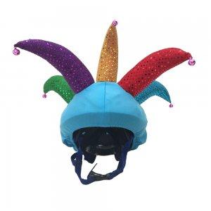 Image of crazeeHeads Hankster The Prankster Helmet Cover (Kids')