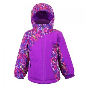 Boulder Gear Whimsical Jacket (Little Girls')