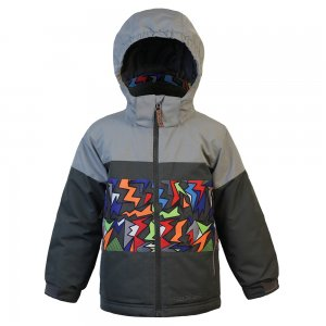 Boulder Gear Trifecta Jacket (Little Boys')