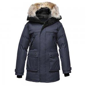 Image of Nobis Yatesy Crosshatch Long Parka Coat (Men's)