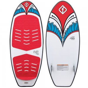 """Image of Connelly 4'6"""" Laguna Wakesurfer with Rope"""