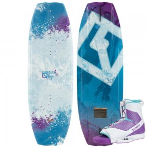 Image of Connelly Lotus 134 Wakeboard with Optima Boots (Women's)