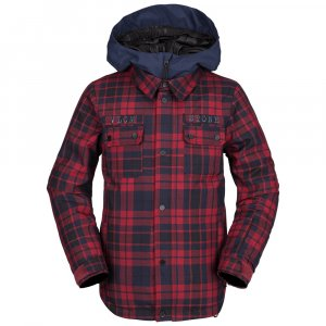 Volcom Neolithic Insulated Snowboard Jacket (Boys')