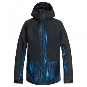 Quiksilver Travis Rice Ambition Print Insulated Snowboard Jacket (Men's)