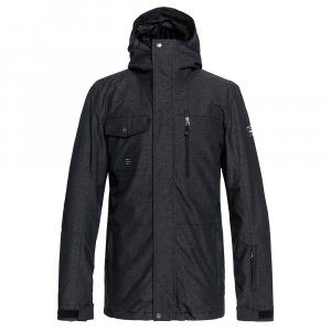 Quiksilver Mission 3-in-1 Snowboard Jacket (Men's)