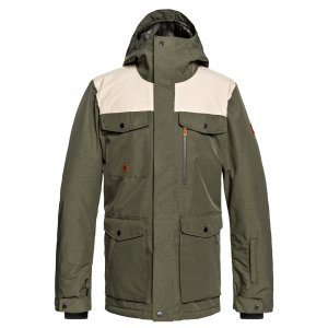 Quiksilver Raft Insulated Snowboard Jacket (Men's)
