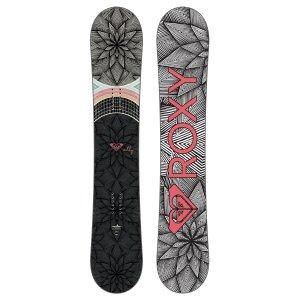 Roxy Ally BTX Snowboard (Women's)
