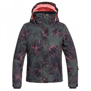 Roxy Jetty Insulated Snowboard Jacket (Girls')