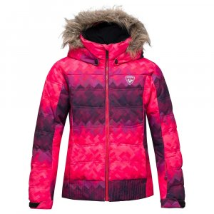 Rossignol Girl BB Polydown PR Insulated Ski Jacket (Girls')