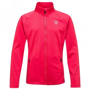 Rossignol Girl Full Zip Clim Mid-Layer (Girls')