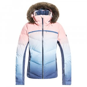 Roxy Snowstorm Printed Insulated Snowboard Jacket (Women's)