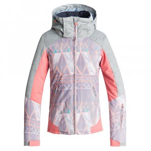 Roxy Sassy Insulated Snowboard Jacket (Girls')