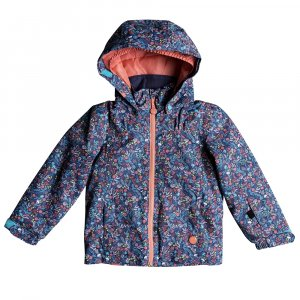Roxy Mini Jetty Insulated Snowboard Jacket (Little Girls')