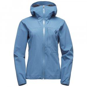 The Black Diamond FineLine Stretch Rain Shell Jacket (Women's)