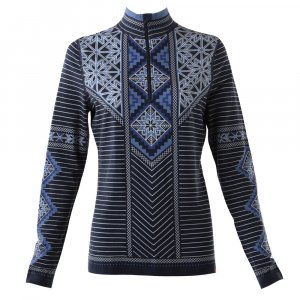 Krimson Klover Crystal Ridge 1/4-Zip Sweater (Women's)