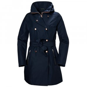 Helly Hansen Welsey II Trench Rain Jacket (Women's)
