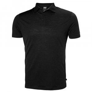 Helly Hansen Merino Light Short Sleeve Polo Shirt (Men's)
