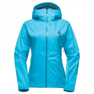 Black Diamond StormLine Stretch Rain Shell Jacket (Women's)