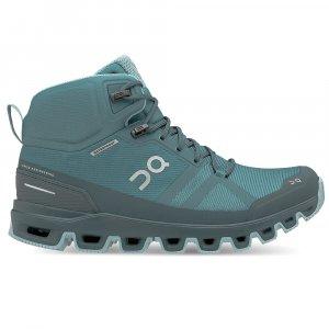 On Cloudrock Waterproof Trail Running Shoe (Women's)