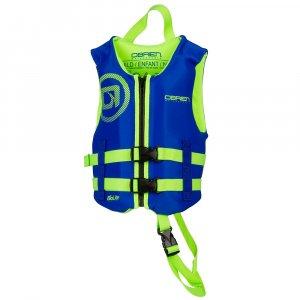 O'Brien Traditional USCG Life Vest (Little Kids') -  O Brien Internationa