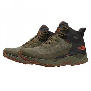The North Face VECTIV Exploris Mid FUTURELIGHT Trail Running Shoe (Men's) -  The North Face Inc