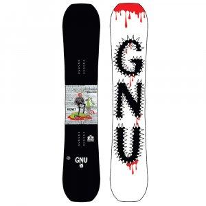 Gnu Money Wide Snowboard (Men's)