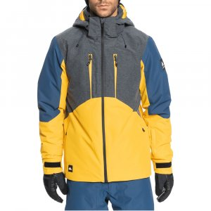 Quiksilver Mission Plus Insulated Snowboard Jacket (Men's)