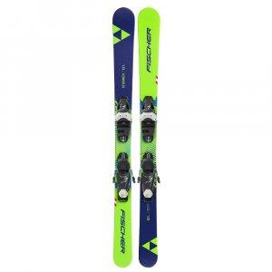 Fischer Stunner Ski System with FJ 7 Bindings (Kids')