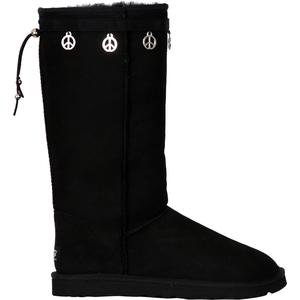 Boot Hugs Peace Sign Boot Accessory (Women's)