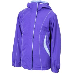 White Sierra Princess 3 in 1 Ski Jacket (Girls')