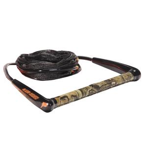 Connelly Camo Spectra 3 Section Rope & Handle Set