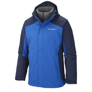 Columbia Eager Air Interchange 3 in 1 Ski Jacket (Men's)