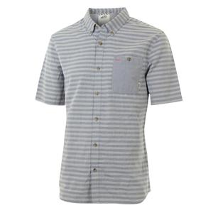 Vans Rusden Stripe Short Sleeve Shirt (Men's)