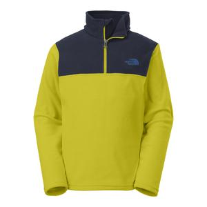 The North Face Glacier 1/4 Zip Fleece Top (Boys')