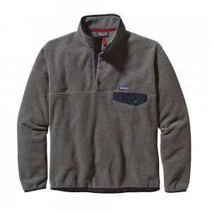 Patagonia Synchilla Snap T Pullover Fleece (Men's)