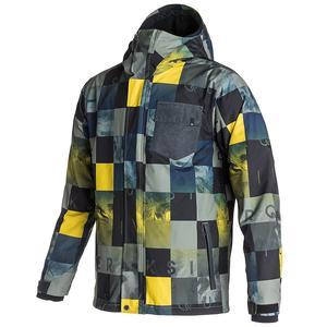Quiksilver Mission 3 in 1 Snowboard Insulated Jacket (Men's)