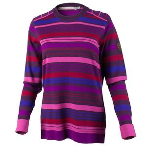 Obermeyer Fiona Stripe Knit Crew Sweater (Women's)